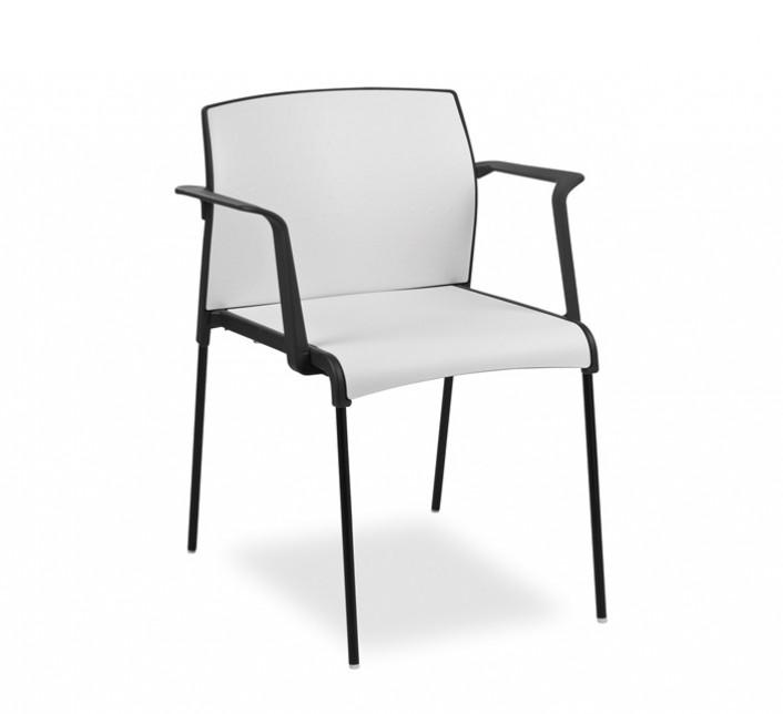 Cadeira Brent - Encosto Injetado