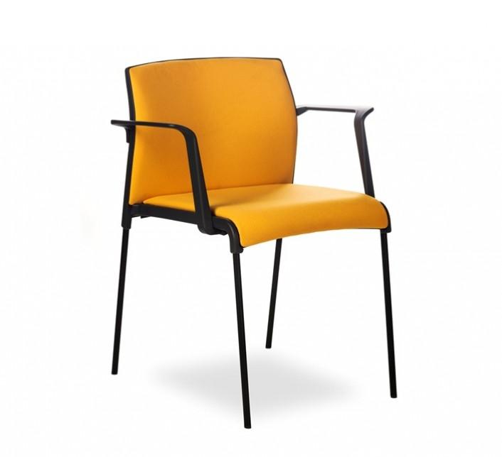 Cadeira Brent - Encosto Revestido