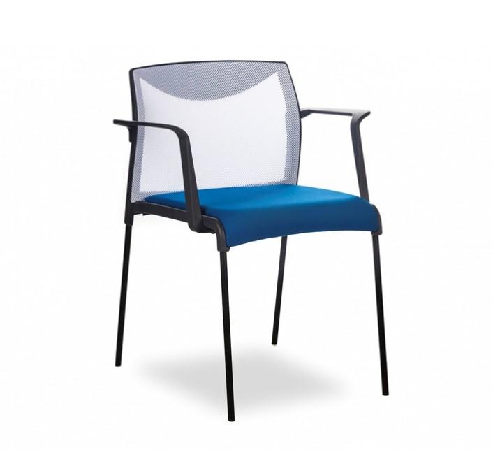 Cadeira Brent - Encosto em Tela
