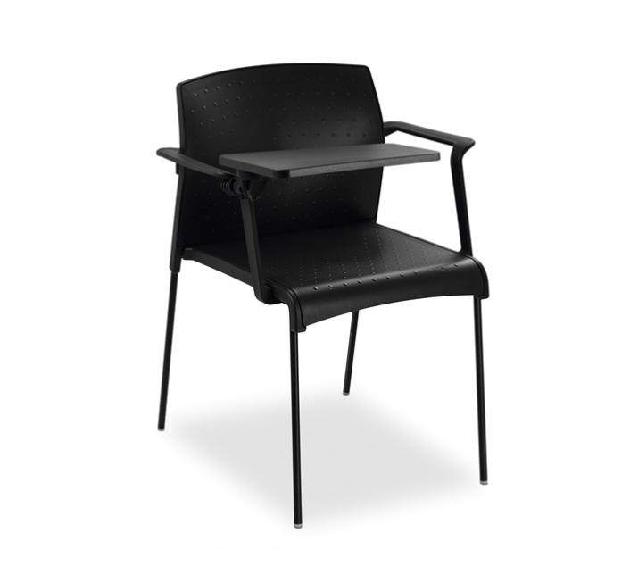 Cadeira Brent com Prancheta