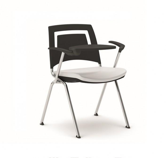 Cadeira Fly com Prancheta
